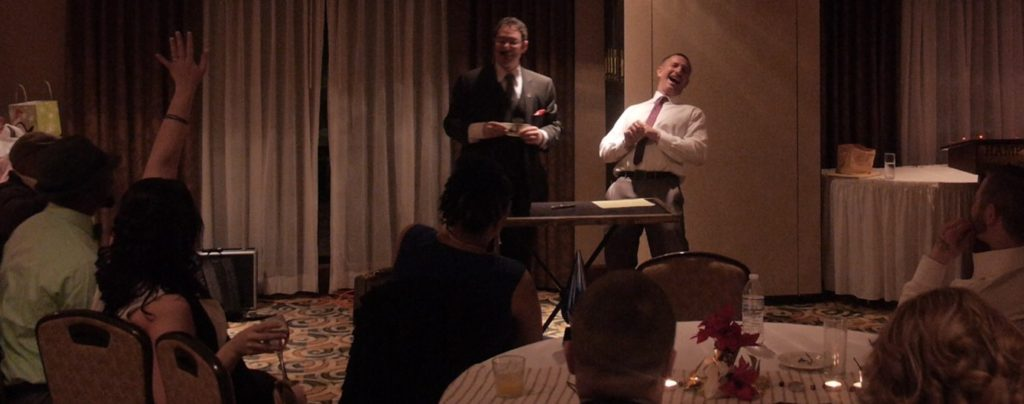 Pittsburgh Magician Seth Neustein Corporate Event Holiday Party