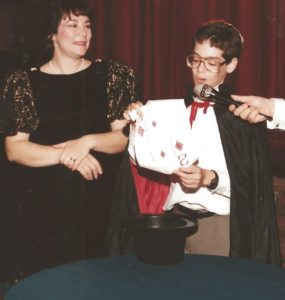 Pittsburgh Magician Seth Neustein Wedding Bar Mitzvah Corporate Event