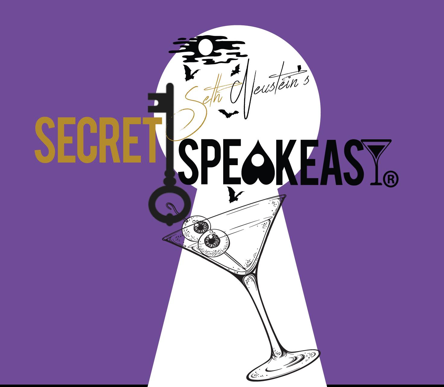 Seth Neustein - Magician and Mentalist - Secret Speakeasy - Great American Speakeasy - Skeptic Seance Pittsburgh