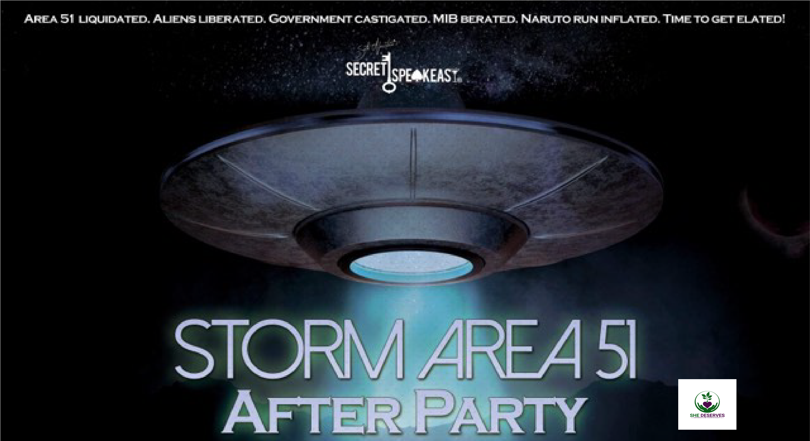 Seth Neustein Secret Speakeasy Storm Area 51 After Party Magician Mentalist Pittsburgh Pennsylvania